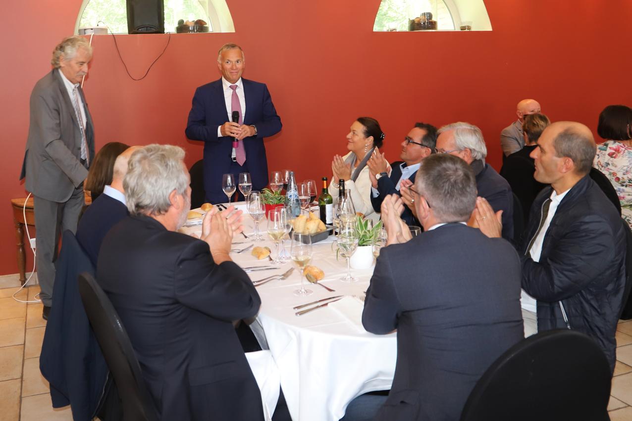 Déjeuner débat du 24 septembre 2018