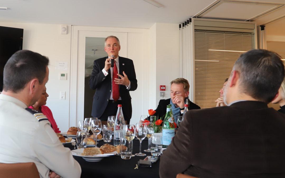 Déjeuner débat de Metz du 21 janvier 2019