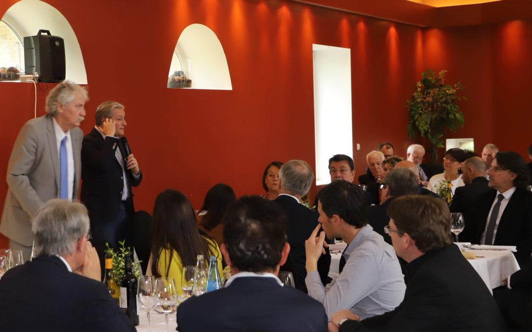 Déjeuner débat de Nancy du 29 avril 2019