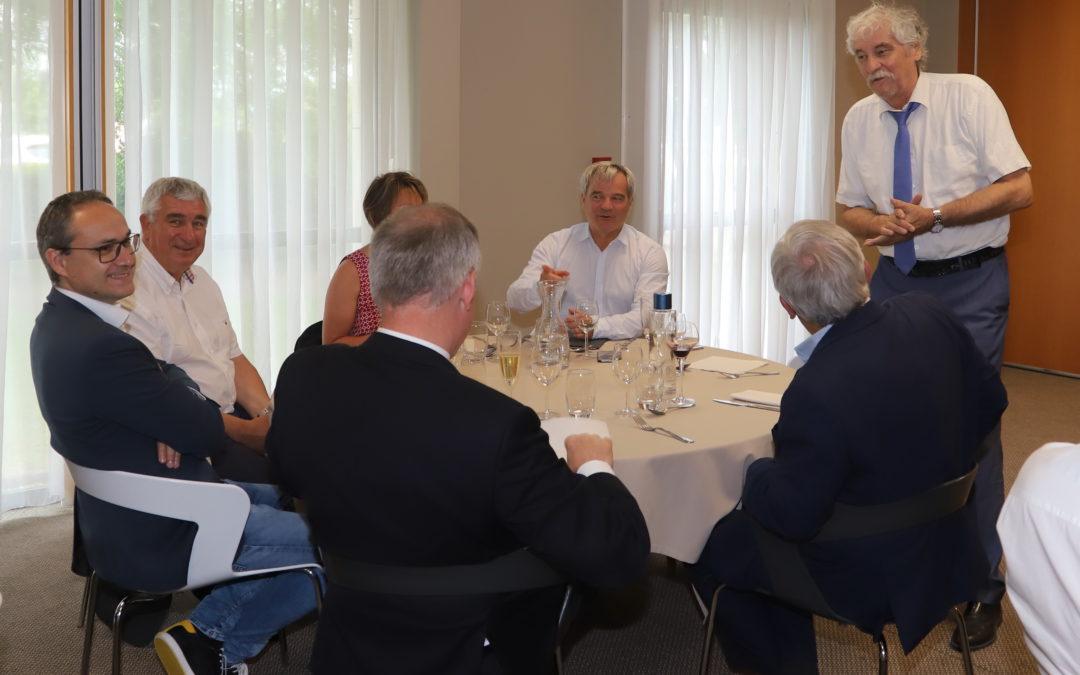 Déjeuner débat de Metz du 3 juin 2019