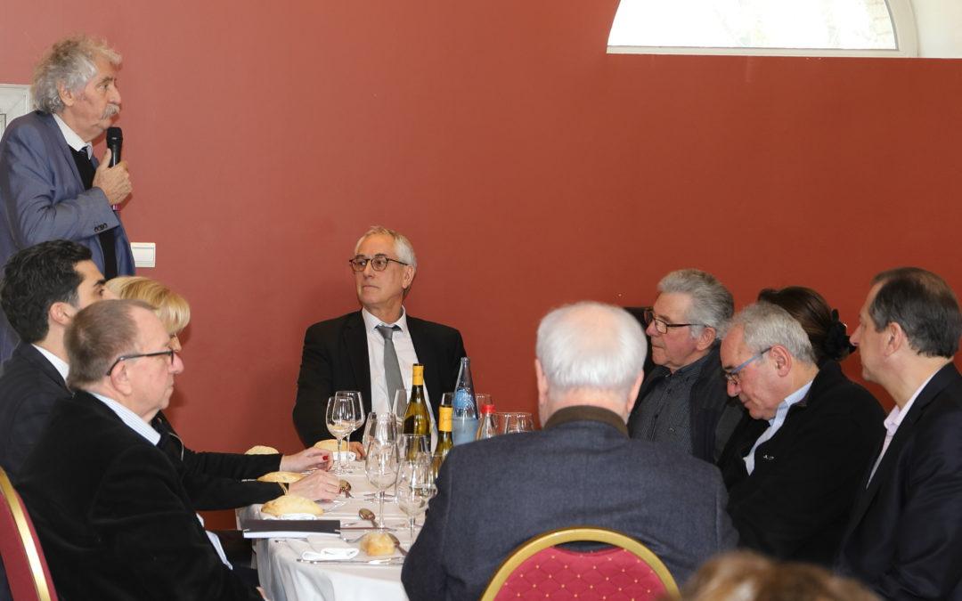 Déjeuner débat de Nancy du 9 mars 2020